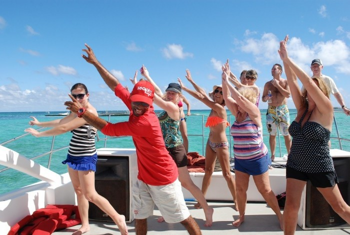 party boat punta cana